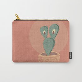 Cute Cactus Carry-All Pouch