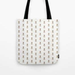 Dottie Unleashed! Tote Bag