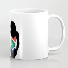 South Africa Swimsuit Coffee Mug