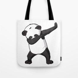 -DAB- Panda DAB Tote Bag