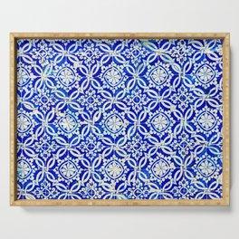 Azulejo Serving Tray