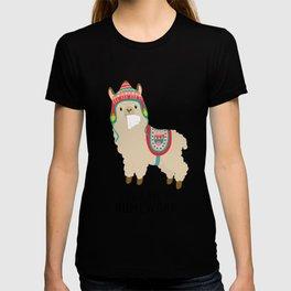 Llama ate my homework T-shirt