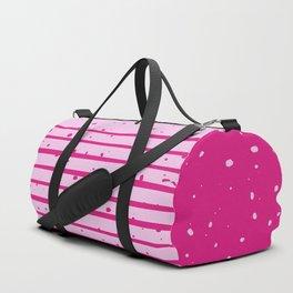 Pink on Pink Duffle Bag