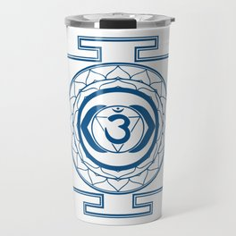 Sri Yantra Third Eye Travel Mug
