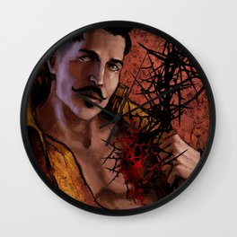 Dragon Age Inquisition - Dorian Pavus - Thorn Wall Clock