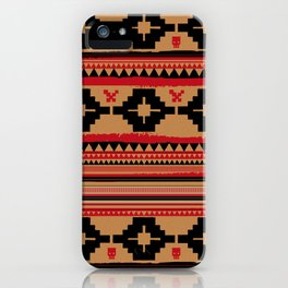 """The Repeat - """"Boho"""" iPhone Case"""
