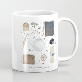 House of the Wise Coffee Mug