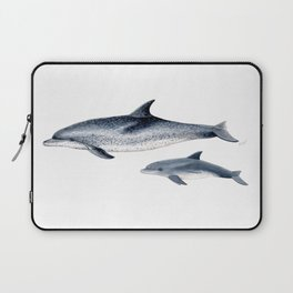 Atlantic spotted dolphin Laptop Sleeve