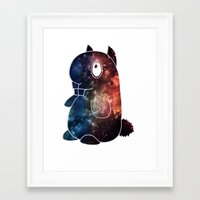 lsd Framed Art Prints featuring LSD by theov6