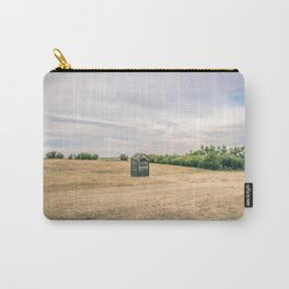 Outhouse, Sacred Heart Catholic Church, Riverside, MT Carry-All Pouch