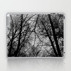 Trees at Mottisfont Laptop & iPad Skin