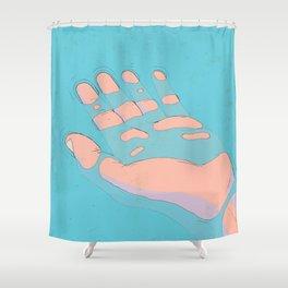 Mono No Aware Shower Curtain