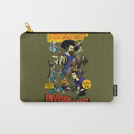 Invasion of the Masters! Carry-All Pouch