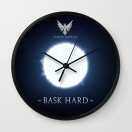 Achenar Immortals  Wall Clock