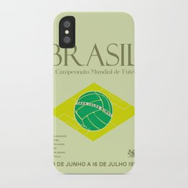 World Cup: Brazil 1950 iPhone Case