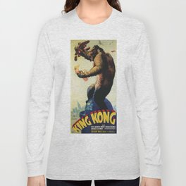 King Kong 1933 Long Sleeve T-shirt