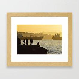 Sonder Framed Art Print
