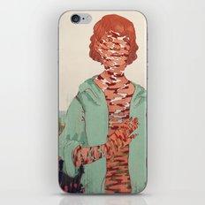 And You Fade Away iPhone Skin