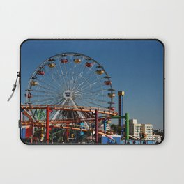 Santa Monica Pier Laptop Sleeve