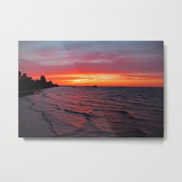 Dreams as Vast as the View Metal Print