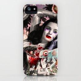 Neptune Avenue iPhone Case