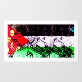 Amazing Circuit Board Art Prints Society6 Geral Blikvitt Wiring Digital Resources Geralblikvittorg