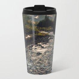 The Sandy River II Metal Travel Mug