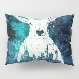 The potter reindeer Pillow Sham