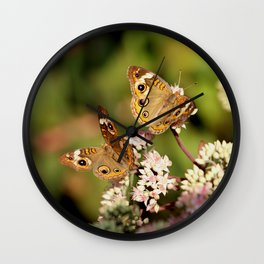 Butterfly Dance Wall Clock