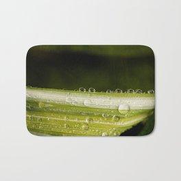 Garden Raindrops Bath Mat
