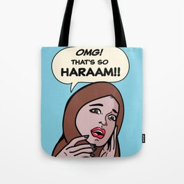 SO HARAM Tote Bag