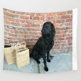 Puppy LOUBe Wall Tapestry