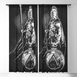 Spartan Hoplite Blackout Curtain