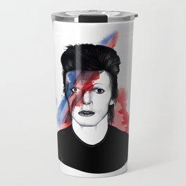 "Bowie - ""Starman"" Travel Mug"