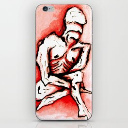 Despair iPhone Skin