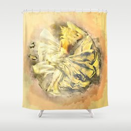 Barcarole Shower Curtain