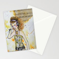 She Listens Stationery Cards