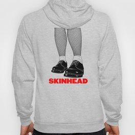 Trojan Skinhead print | Skinhead Clothing for Men or Women Hoody