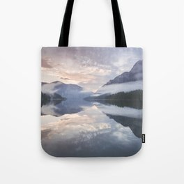 Mornings like this - Landscape and Nature Photography Tote Bag