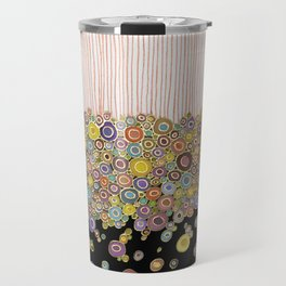 Suspending the Dots Travel Mug