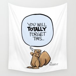 You'll totally forget Wall Tapestry