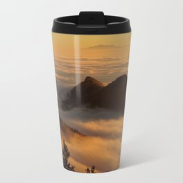 sea of fog Travel Mug