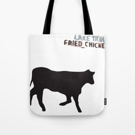 Baltimore Steer (Bull) Tote Bag