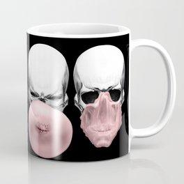 Skulls chewing bubblegum Coffee Mug
