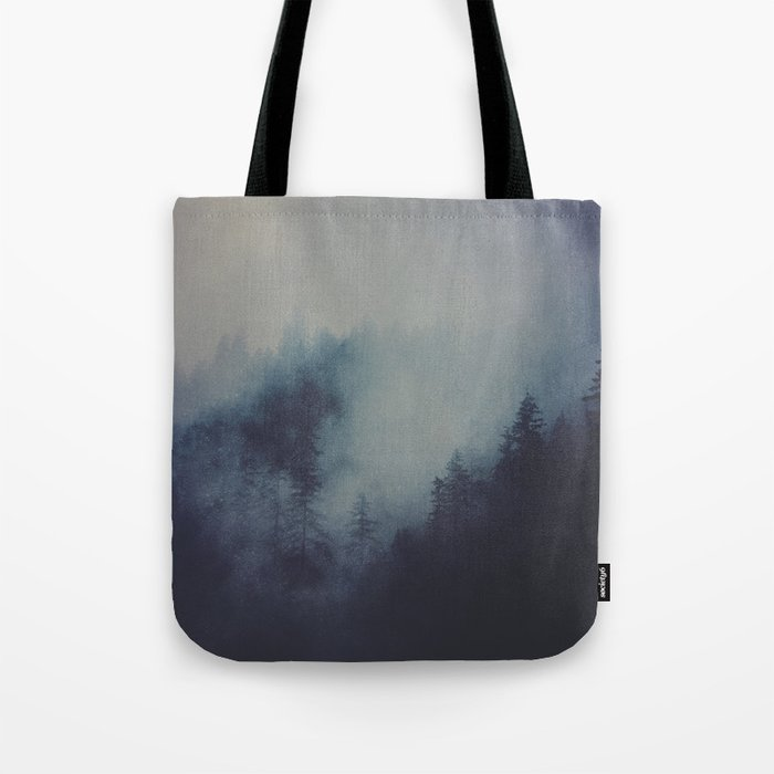 No light without darkness Tote Bag