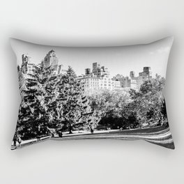 Central Park NYC Rectangular Pillow