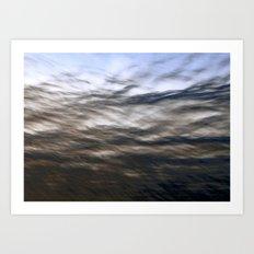 Beneath the Surface Art Print