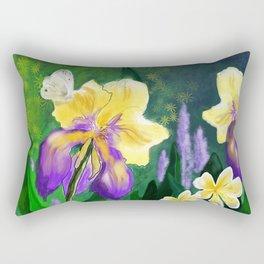 Garden Beauty Rectangular Pillow
