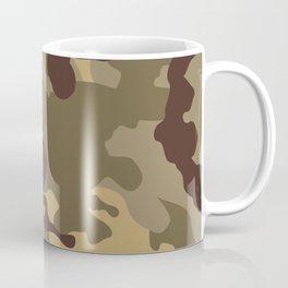 Millitary camouflage Coffee Mug