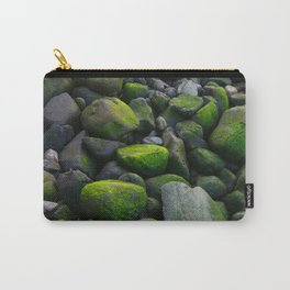 Mossy Rocks DPG151015a Carry-All Pouch